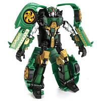 Робот трансформер машинка Green (99103)