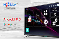 Настроенная приставка H96 MAX 4/32 ГБ (Android Smart TV Box x96 Mini), фото 8