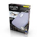 Электрическая подушка Adler AD 7415, мощность 80вт, 30 х 40 см, фото 6