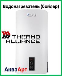 Водонагреватель Thermo Alliance DT80V20G(PD)  плоский 80 л. сухой ТЭН вертикальный