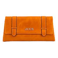 Кошелек  клатч женский кожаный  JCCS W-JS01573