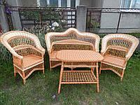 Плетеная мебель, фото 1
