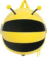 Рюкзак Supercute Рюкзак Supercute Пчелка 0.3кг 4.7л 28х21.5х13см Желтый (Sup/Р/Бдж_001) SKU_Sup/Р/Бдж_001