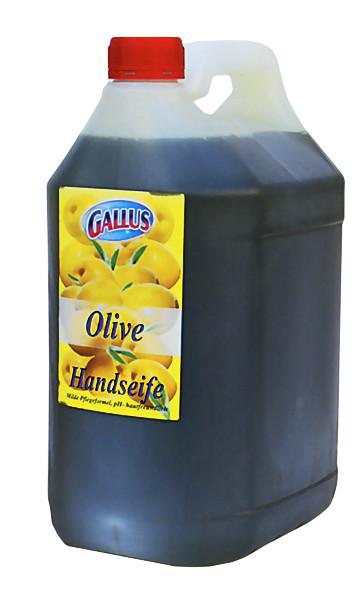 Жидкое мыло для рук Gallus Оливки, 5л