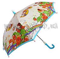 Детский зонт Zest На радуге  со СВЕТОДИОДАМИ (механика) арт. 21551-3