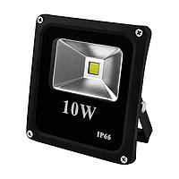 Прожектор светодиодный матричный 10 Вт COB IP66 Черный (gab_rp125gfsjjbj)