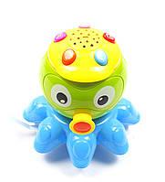 Игрушка проектор Lindo ОсьминогРазноцветный (gab_rp120nsfgvbks)