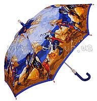 Детский зонт Zest Остров Сокровищ со СВЕТОДИОДАМИ (механика) арт. 21551-10