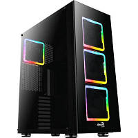 Корпус AeroCool TOR PRO RGB TG (4718009156937)