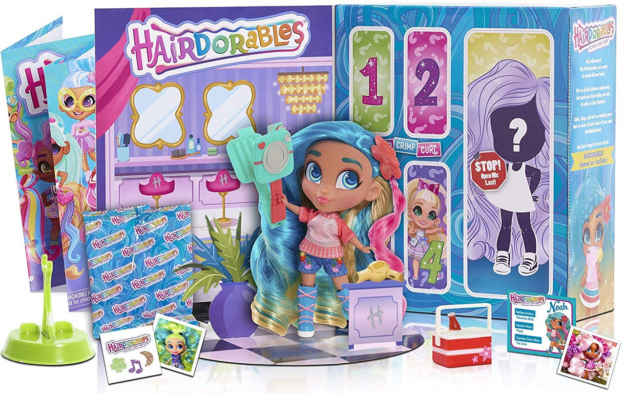 Кукла Хэрдораблс З серия. Hairdorables, Оригинал из США