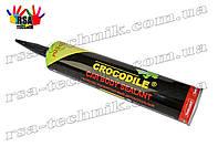 CROCODILE Герметик черный (полиуретановый) для швов 310ml
