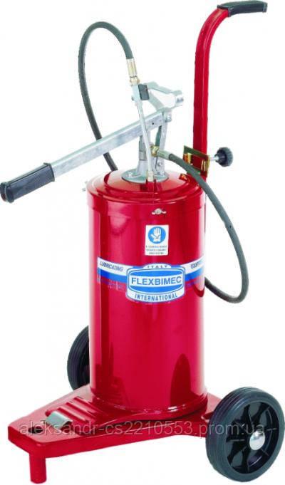 Flexbimec 5115 - Установка для раздачи консистентных смазок емкостью 16 кг