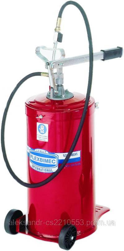 Flexbimec 5105 - Установка для раздачи консистентных смазок емкостью 16 кг