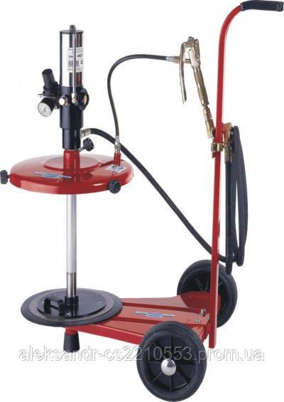 Flexbimec 4960С - Установка для пневматической раздачи смазок для бочек 50/60 кг