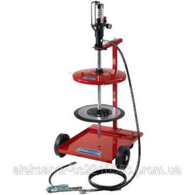 Flexbimec 4980С - Установка для пневматической раздачи смазок для бочек 50/60 кг