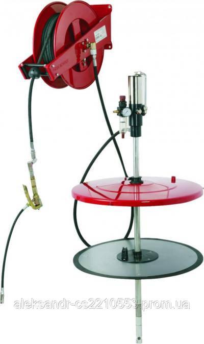 Flexbimec 4995 - Комплект для пневматичної роздачі мастил для бочок 180 кг