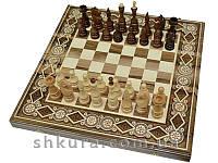 Шахматы 50x50 см. Нарды