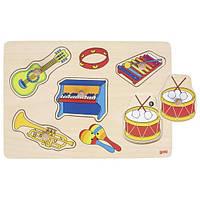 Пазл Goki Музыкальные инструменты (57520G)