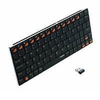 Клавиатура Rapoo E6300 блутус черный черный, классическая, беспроводная, USB
