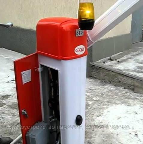 Шлагбаум автоматический GANT ― 806