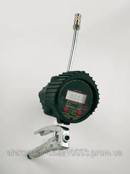 Flexbimec 4286 - Цифровой расходомер с овальными шестернями