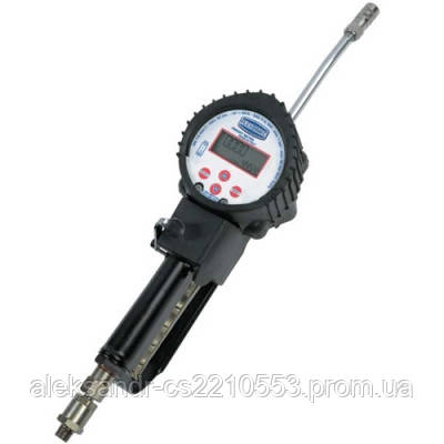 Flexbimec 4236 - Цифровой расходомер с предварительным выбором количества смазки