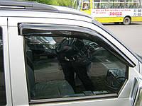 Дефлекторы дверей (ветровики) Mercedes Vito W638