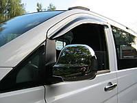 Дефлекторы дверей (ветровики) Mercedes Vito W639