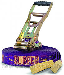 Слэклайн Gibbon Surfer Line X13 30 m