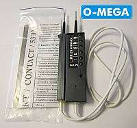 Универсальный пробник электрика Контакт 53ЭМ. Указатель напряжения.