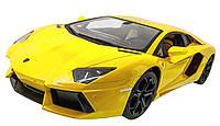 Машинка радиоуправляемая 1:14 Meizhi Lamborghini LP700 (желтый)
