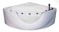 Угловая гидромассажная ванна Volle 12-88-103, 1500х1500х630 мм