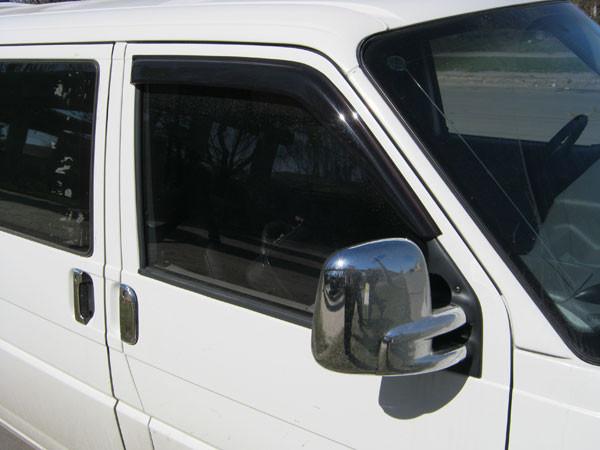 Дефлекторы дверей (ветровики) Volkswagen Transporter T4
