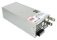 Блок живлення Mean Well RSP-1500-5 В корпусі з ККМ 1200 Вт, 5, 240 А (DC/AC Перетворювач)