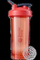 Спортивная бутылка-шейкер BlenderBottle Pro28 Tritan 820 мл Coral