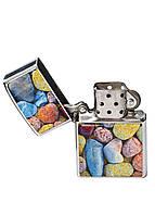 Зажигалка DM 01 Камни морские разноцветная - 176906