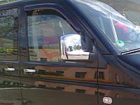 Дефлекторы дверей (ветровики) Volkswagen Transporter T5