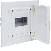 Щит внутренней установки с белой дверью 4 мод.  HAGER GOLF VF104PD