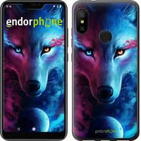 """Чехол на Motorola One Арт-волк """"3999u-1589-5114"""""""