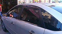 Ford Focus II 2008-2011 гг. Ветровики (SD/HB 4 шт, Perflex Sport)