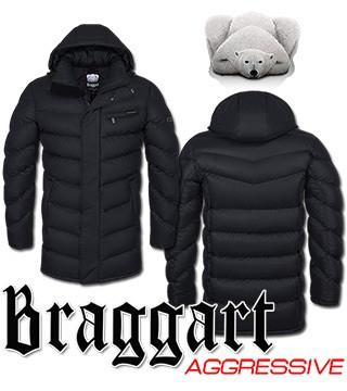 Куртки длинные Braggart 2017 - 2018