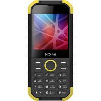 Мобільний телефон Nomi i285 X-Treme Black Yellow