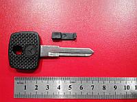 Заготовка ключа MERCEDES-BENZ корпус под чип лезвие YM15