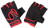 Перчатки для фитнеса SportVida SV-AG0006 (M) Black