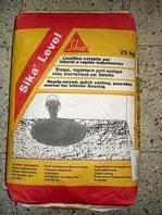 Самовыравнивающаяся сухая смесь Sika Level -25N 25 кг