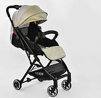 Коляска прогулочная детская С - 680 Joy, футкавер, дождевик, съемный бампер - 153511
