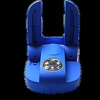 Электросушилка для обуви Dr100 с озоном Синий (hubber-253)