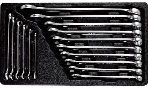 Набор ключей комбинированных, 16 предметов