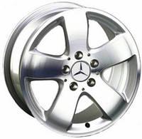 Литые диски Aitl 343 R16 W6.5 PCD6x130 ET50 DIA84.1 (silver)