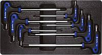 Набор отверток TORX с Т-образной ручкой, 7 предметов